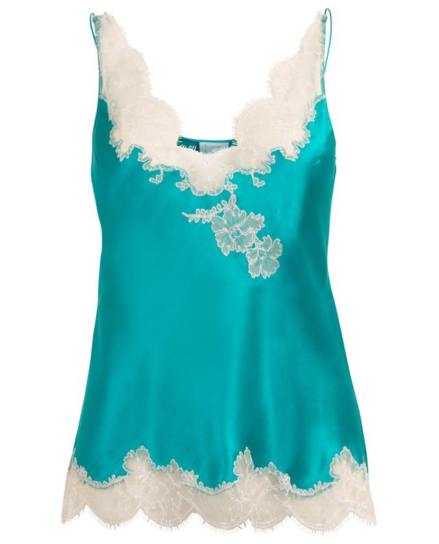 Silk and lace camisole CARINE GILSON