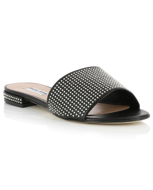Studded leather mules BONGENIE GRIEDER