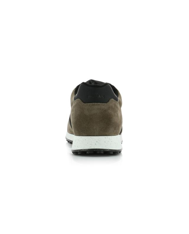 H429 suede sneakers HOGAN
