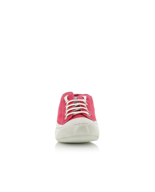 Sneakers aus Wildleder Rock CANDICE COOPER