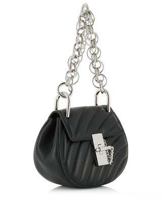 Nano Drew quilted leather mini bag CHLOE