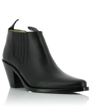 Jane 7 Low leather ankle boots FREE LANCE