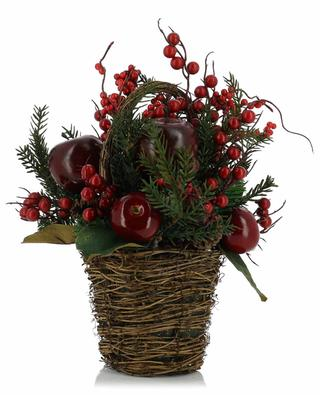 Gesteck Luxury Apple Basket ENCHANTE