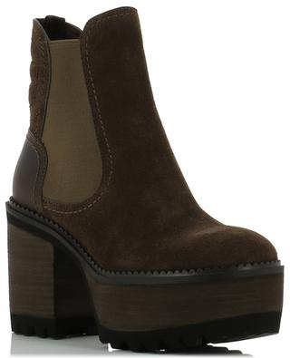 Erika suede ankle boots SEE BY CHLOE