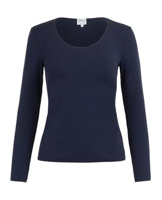 Stretchy viscose top ARMANI