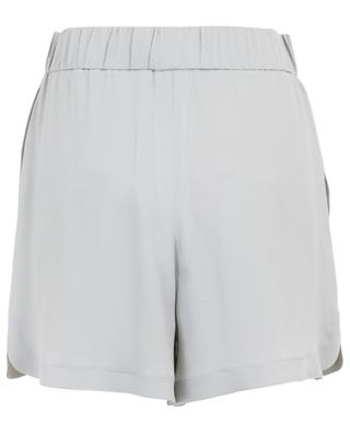 Silk blend shorts FABIANA FILIPPI