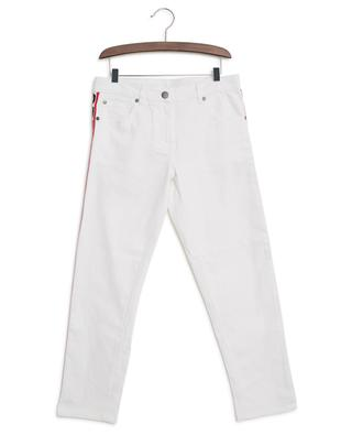 Gerade Jeans Logo Tape STELLA MCCARTNEY