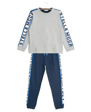 Jogginganzug mit Logoprint STELLA MCCARTNEY