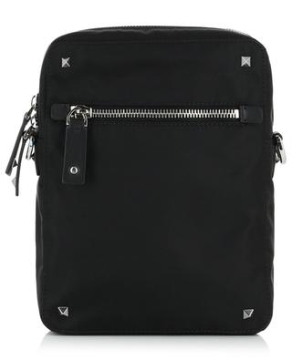 VLTN Small nylon messenger bag VALENTINO