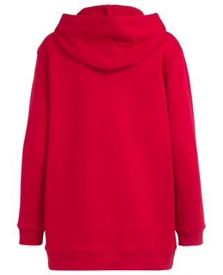 Love, Dream, Faith oversized embroidered sweatshirt RED VALENTINO