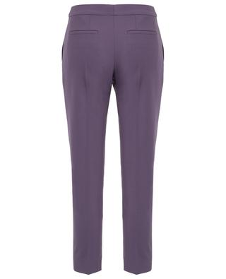 Virgin wool straight trousers CHLOE