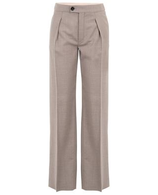 Virgin wool tailored trousers CHLOE