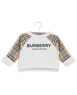 Sweat-shirt en coton Mini Esther BURBERRY
