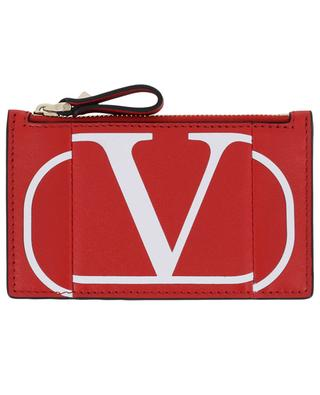 VLOGO Inlaid card holder and coin purse VALENTINO