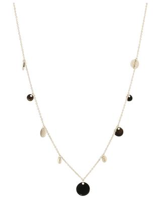 Confetti gold plated silver necklace AVINAS