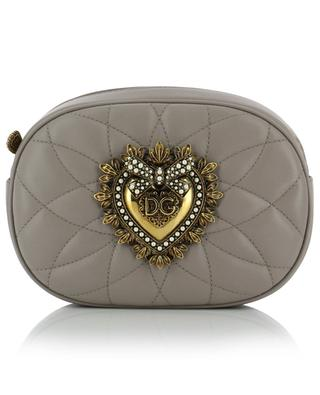 Devotion Camera quilted nappa leather shoulder bag DOLCE & GABBANA