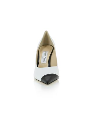 Asymmetrische Lederpumps Love 85 JIMMY CHOO