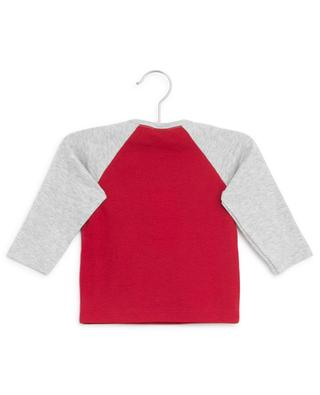 Long-sleeved cotton T-shirt PETIT BATEAU