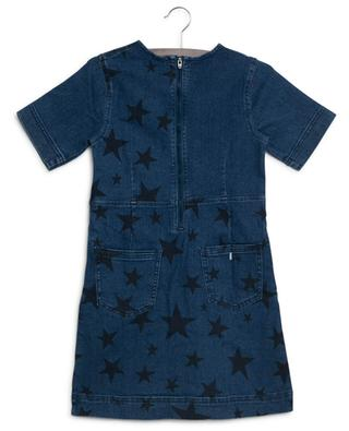 Spread Stars denim dress STELLA MCCARTNEY KIDS