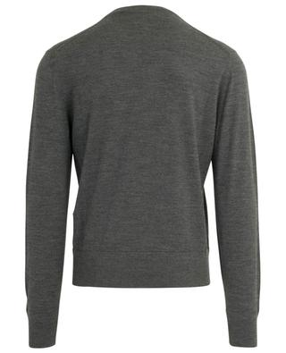 Thin fitted V-neck jumper TOM FORD