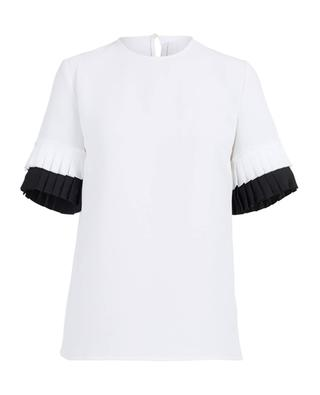 Top with short sleeves VICTORIA BECKHAM
