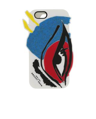 Silicone eyes iPhone 6/6S case MARC BY MARC JACOBS
