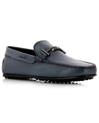 City Gommino leather loafers TOD'S