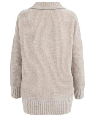 Cashmere and silk chenille jumper BRUNELLO CUCINELLI
