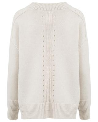 Rebelious Companion virgin wool and cashmere jumper DOROTHEE SCHUMACHER